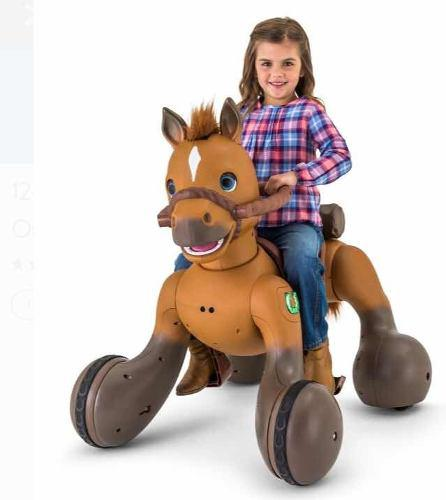 Rideamals pony interactivo