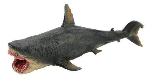 Simulación tiburón miniatura animal juguete colección
