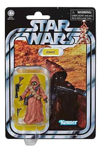 Star wars e5187 star wars vintage - jawa - figura de acción