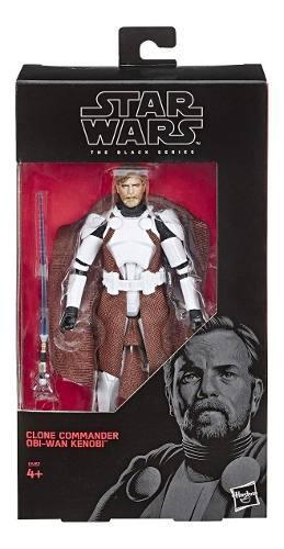 Star wars the black series - clone commander obi wan kenobi