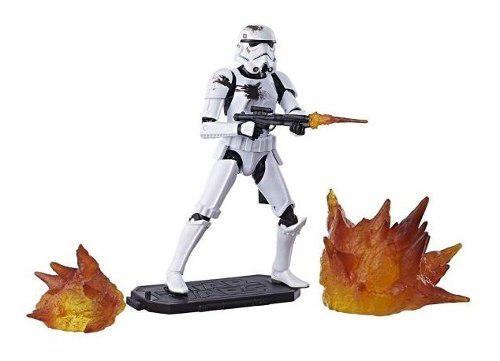 Star wars the black series stormtrooper con accesorios raro