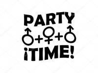 Servicio a parejas con fantasía trío hmh soy bisexual