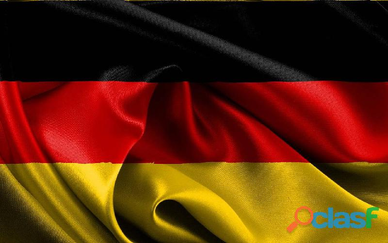 Clases de alemán impartidas por maestra nativa