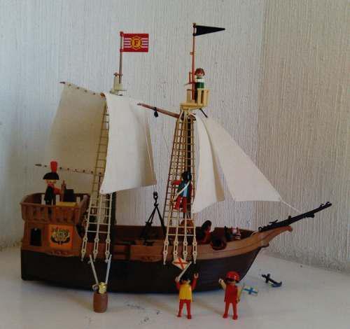 Barco pirata playmobil 3550