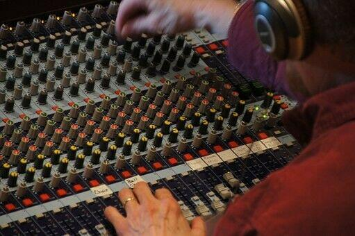 Curso de producción de audio/ grabaciones musicales en
