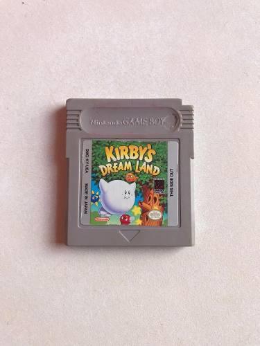 Juego kirby's dream land game boy original
