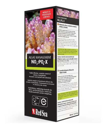 Nopox red sea 1 litro reductor fosfatos acuario marino
