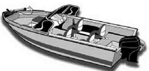 Tallista 82n17 styled -a- fit barco cubierta para aluminio v