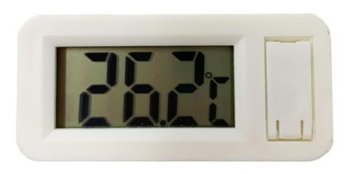 Termómetro digital lcd externo con sonda de 100 cm para