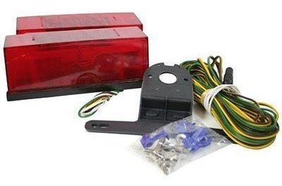 Uriah Productos Ul728000low Profile Barco Remolque Luz Led