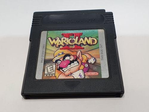 Warioland Ii Game Boy Original Juegazo En The Next Level