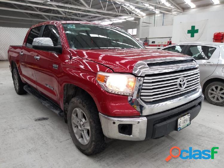 Mexique: toyota tundra d-cab 5.7l v8 ltd 4x4