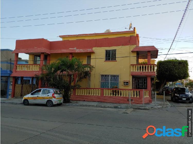 Casa en venta cd madero amp unidad nacional