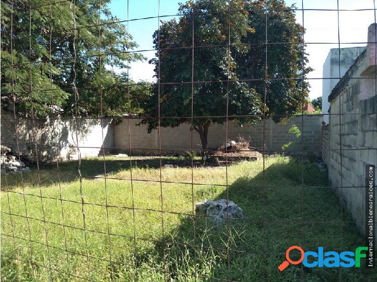 Terreno venta en merida, colonia roma