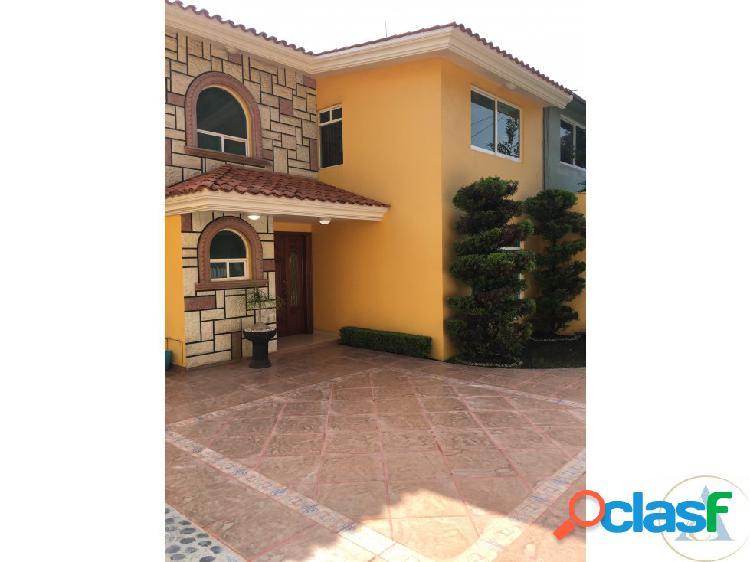 Exclusiva casa 440m2 a 10 min periferico coacalco