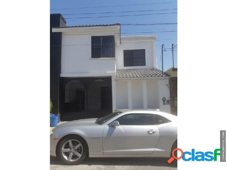Casa en venta en balcones de anahuac, san nicolás