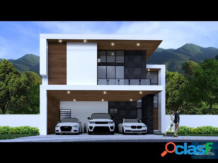 Casa en venta en la joya carretera nal.
