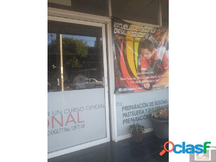 LOCAL CENTRICO COMERCIAL EN RENTA EN AV PRINCIPAL 2