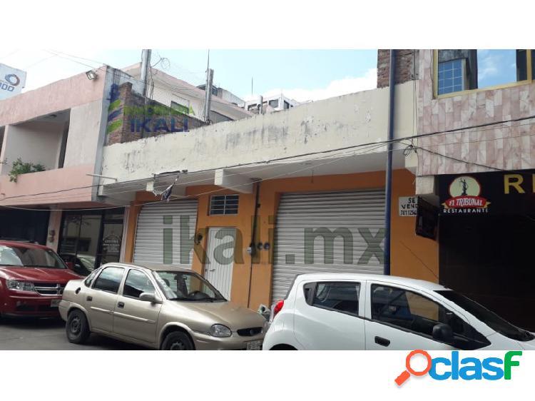 Renta local comercial Col. Tajin Poza Rica Veracruz, Tajin