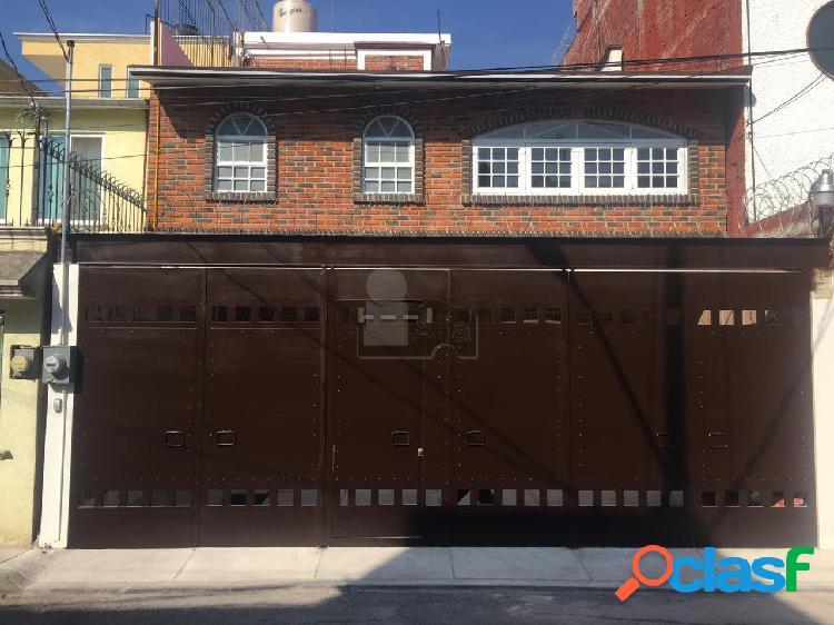 Casa en venta en xochimilco barrio 18, casa en venta seminueva 3 recamaras, casa en venta con 167m2