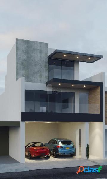Casa en condominio en venta en paseo del vergel, monterrey, nuevo león