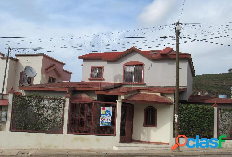 Casa en venta en villas 3, ensenada, b.c.