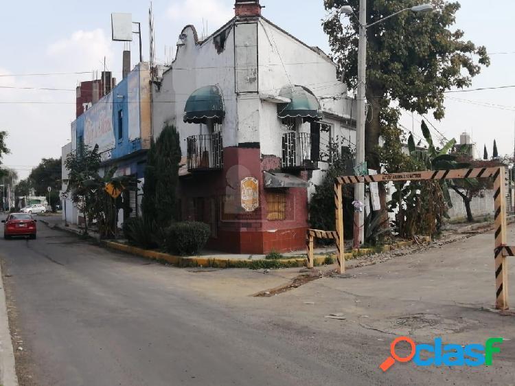 Local en renta en tlahuac, el local en renta es una casa comercial en renta 140m2 dos plantas.