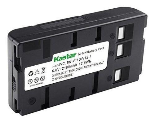 Batería para videocámara jvc bnv11u bnv12u bnv14u vhsc