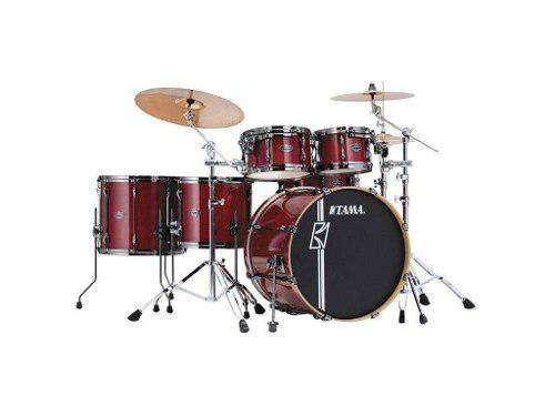Batería tama hyperdrive maple 6 laquer shell pack