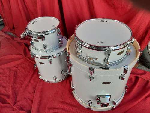 Bateria bop kit bombo 18 shellpack travel drums spl 4 pieces