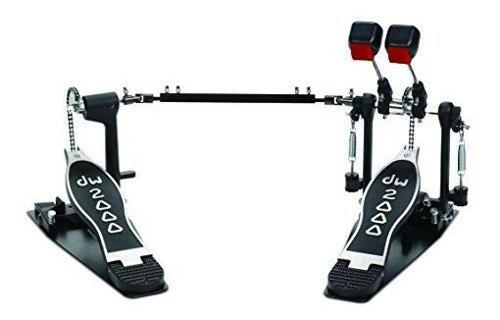 Doble pedal batería de bajo una sola cadena pie ajustable