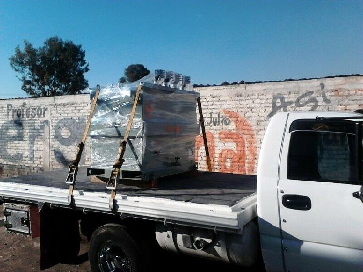 Transporte de carga local y foraneo