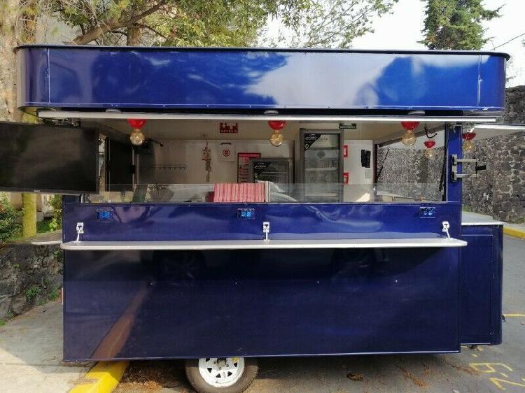 Venta/renta de food truck completamente equipado para venta