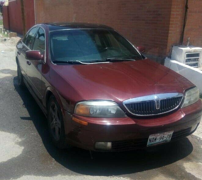 Venta lincoln town car 2001