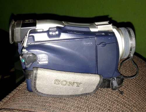 Videocamara sony trv 18