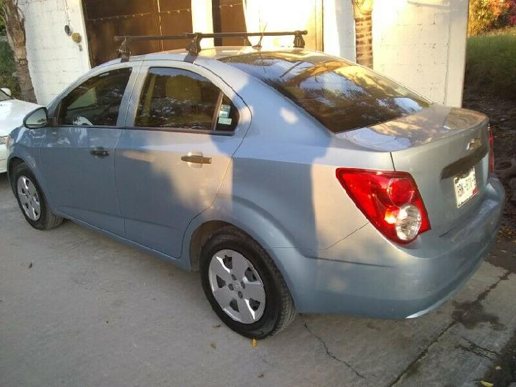 Chevrolet sonic impecable 2012 factura original cuernavaca