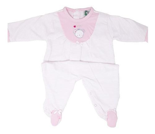 Mamelucos ropa para bebe niña fsbaby tipo carters 11439