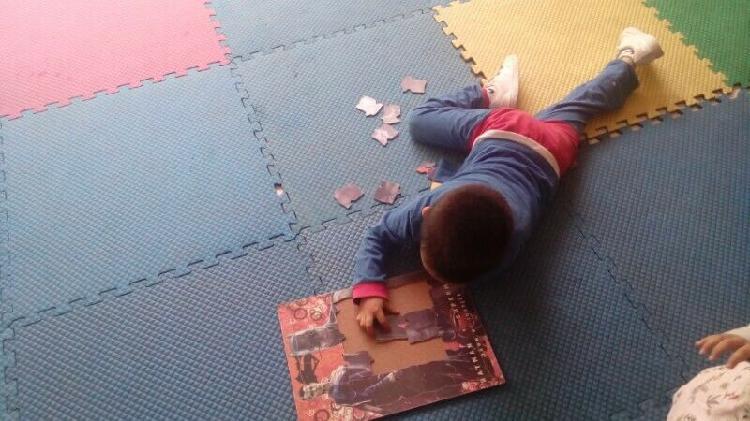 Niñero particular sabatino cuido niños y niñas de 4 a 8