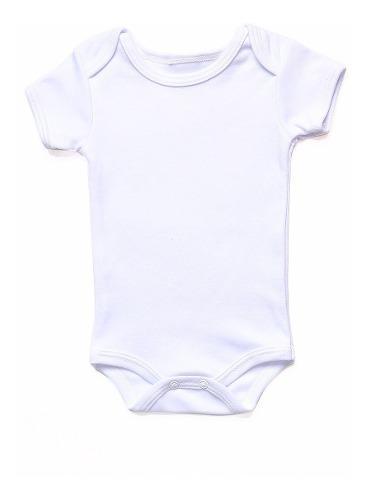 Pañalero algodon bebe recien nacido 0 meses blanco