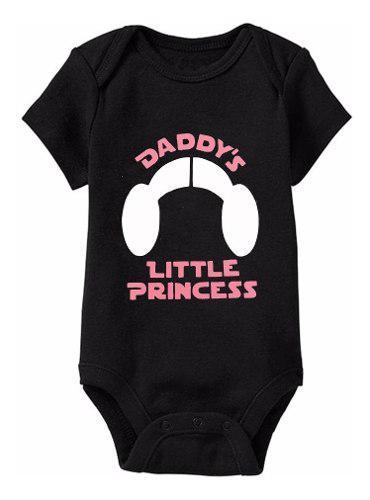 Pañalero princesa leia personalizado star bebés envío