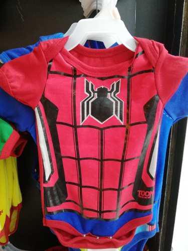 Pañalero spider man el hombre araña marvel cómics