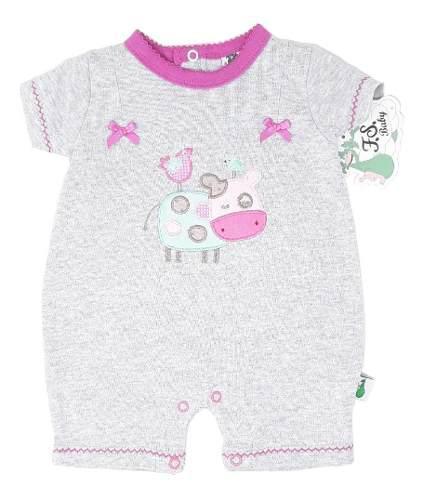 Pañaleros ropa para bebe niña fsbaby tipo carters 11308