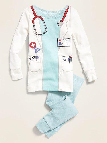Pijama para bebé playera pantalón doctor niño old navy