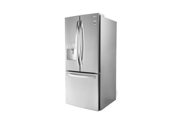 Refrigerador lg refrigerador french door 22 cu.ft   linear
