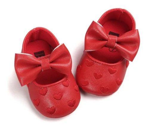 Zapatos bebe niña hermosos cómodos varios colores