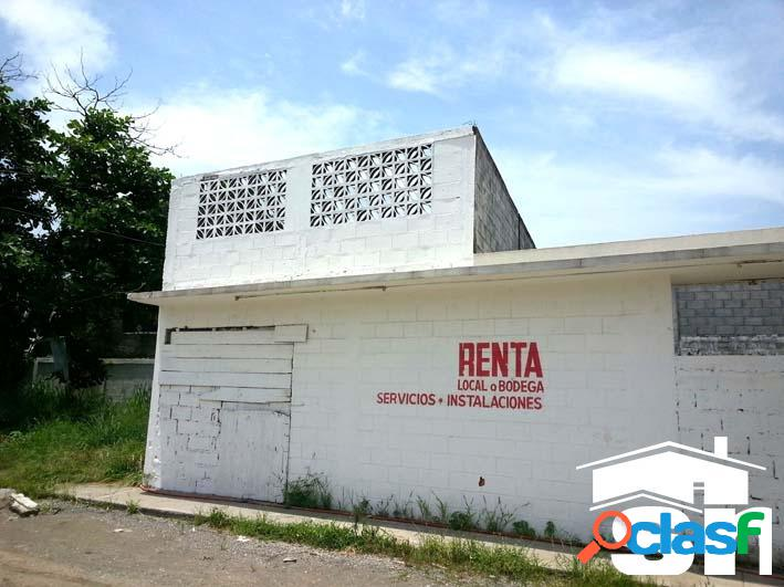 Local en renta col. diaz serdan lr-417