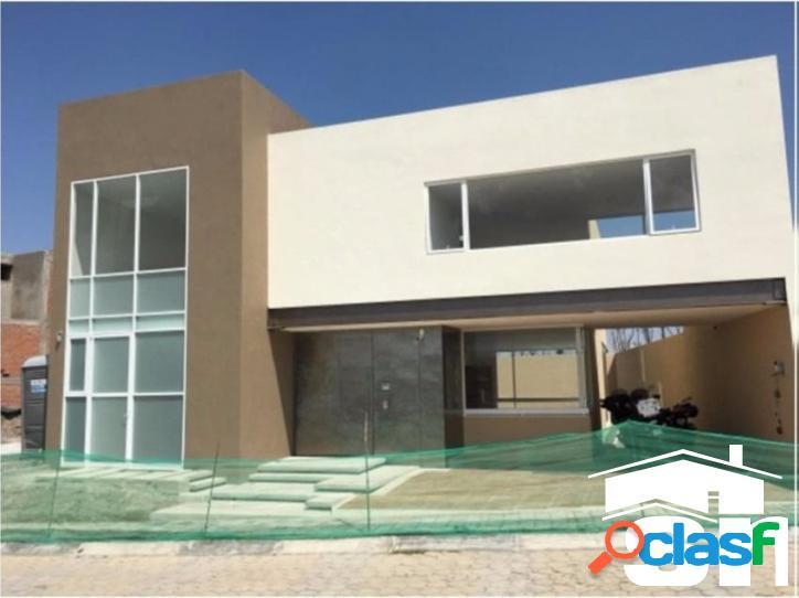 Casa nueva en venta parque jalisco lomas de angelópolis sc-1731