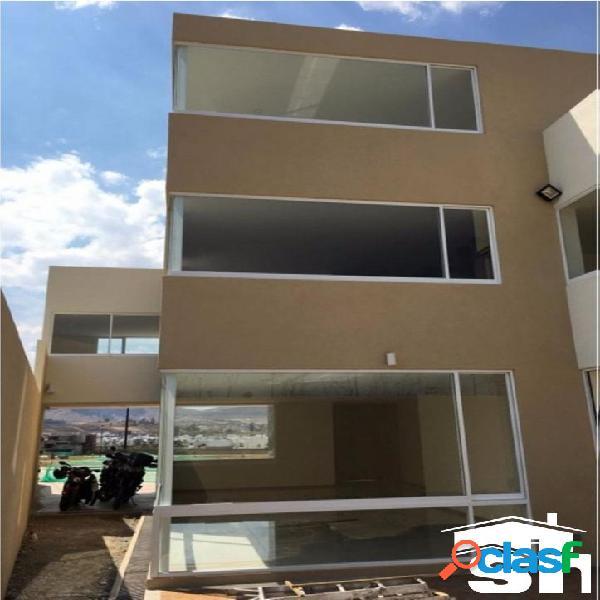 Casa nueva en venta Parque Jalisco Lomas de Angelópolis SC-1731 1
