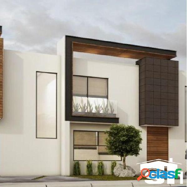 Casa en venta parque quintana roo lomas de angelopolis sc-1763