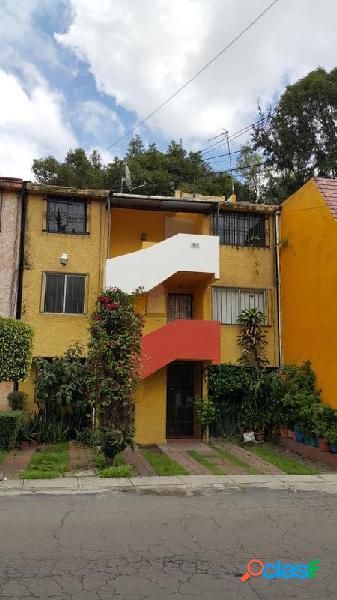 Dãºplex en venta en jardines del sur, xochimilco, distrito federal